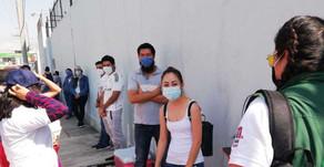 Puebla, con más muertes entre los 100 municipios con más casos