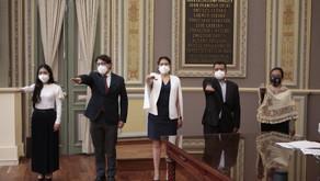 Elige Pleno de la LX Legislatura a las y los integrantes del Consejo Consultivo de la Comisión