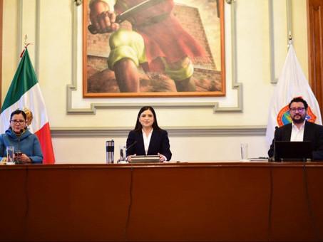 Ayuntamiento de Puebla invierte mil 500 millones de pesos en infraestructura para la ciudad