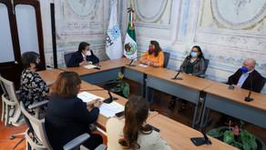SIPINNA Puebla y Comisión de Derechos Humanos suman esfuerzos a favor dela niñez