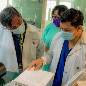 Se suma Hospital de Traumatología y Ortopedia del IMSS Puebla a Jornada Nacional