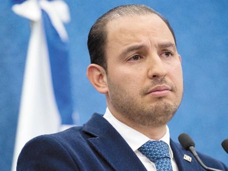 """PAN DEFIENDE ALIANZA CON EL PRI PORQUE """"DESTRUIRÁ"""" A AMLO Y MORENA"""