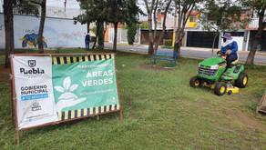 Ayuntamiento de Puebla atiende de manera permanente reportes ciudadanos por servicios públicos
