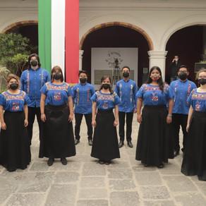 Coro Estudiantil Esperanza Azteca