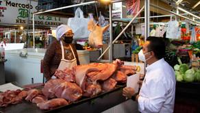 En una semana, Industrial de Abastos Puebla colocó 74 certificados de venta de carne saludable