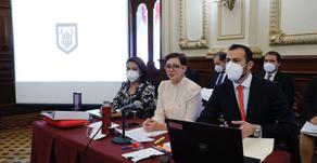 Concluye segundo día de comparecencias de funcionarios del Ayuntamiento de Puebla