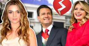 """HIJA DE LA """"GAVIOTA"""" CRITICA A EPN TRAS OFICIALIZAR DIVORCIO CON SU MADRE POR POLEMÓN"""