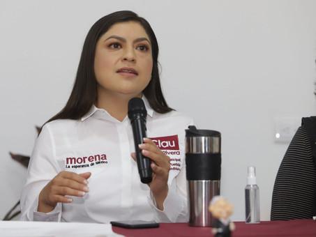 LLAMA CLAU RIVERA AL IEE A SER GARANTES DEL DEBATE PÚBLICO