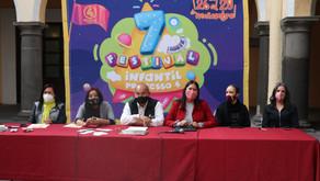 "Presenta Secretaría de Cultura 7º Festival Infantil ""PROCESSO 4"""