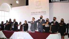 Distinguidas personalidades acompañaron a Ignacio Mier en su toma de Protesta