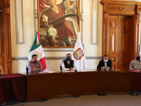 Segom pide a ciudadanía combatir la corrupción y no estigmatizar comercio en vía pública