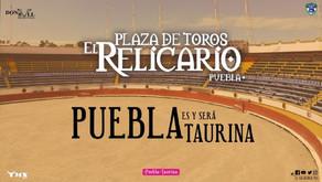 fiesta de toros en Puebla