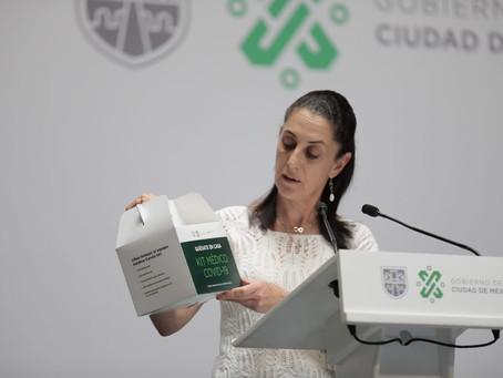 CLAUDIA SHEINBAUM ES UNA DE LAS MEJORES ALCALDESAS DEL MUNDO