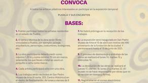 """Presenta Secretaría de Cultura convocatoria """"Puebla y sus Encantos"""""""