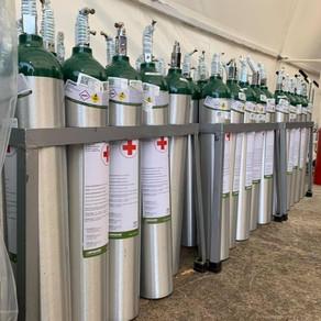 Gobierno de Tlaxcala otorga servicios de rercarga de oxigeno gratuito a enfermos de Covi19