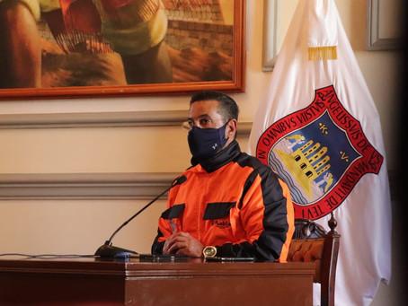 Reporta Ayuntamiento de Puebla alza en el cumplimiento del decreto estatal en vía pública
