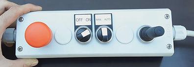 Télécommande groupeur JB Industrie