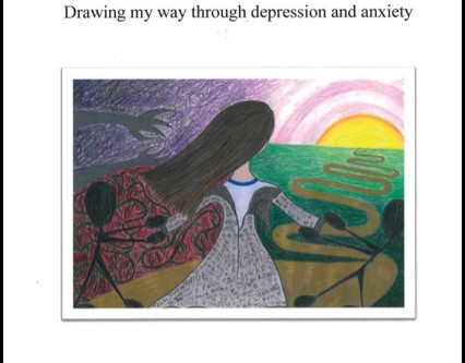 Creative Expression Can Bring About Change - by Debbie