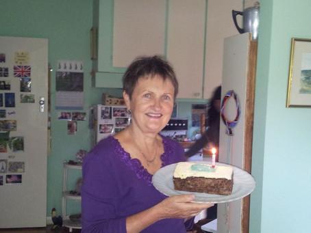 Zofia's Birthday