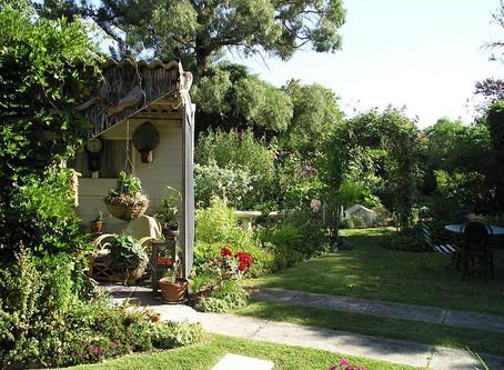 Zofia's Open Garden weekend