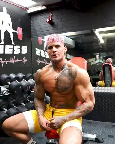 Shoulders and Traps Workout for Mass | Ross Dickerson