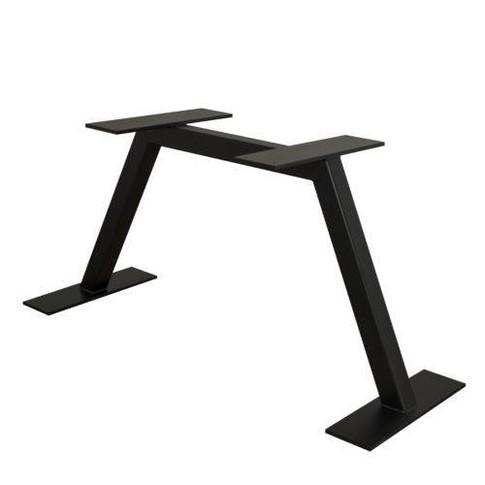 Metalen brug-tafel-frame-onderstel