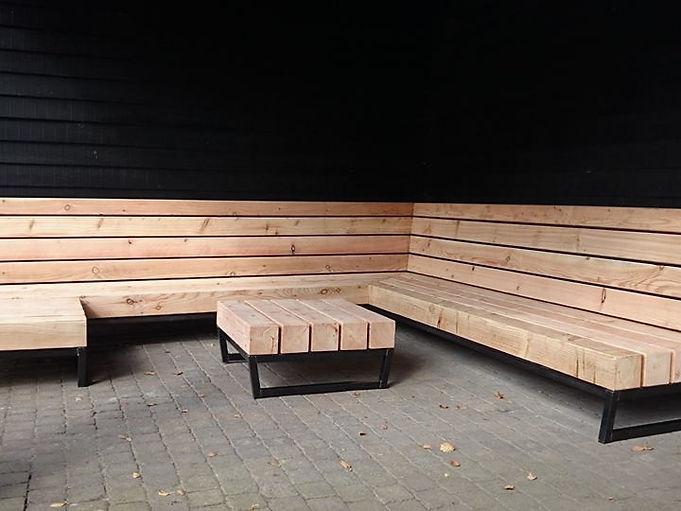 Maatwerk meubels voor binnen en buiten