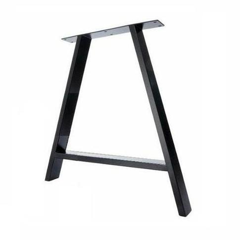Metalen A-tafel-frame-onderstel