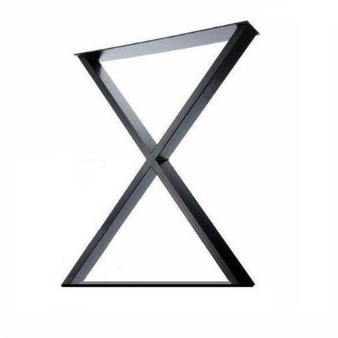 Metalen X-tafel-frame-onderstel