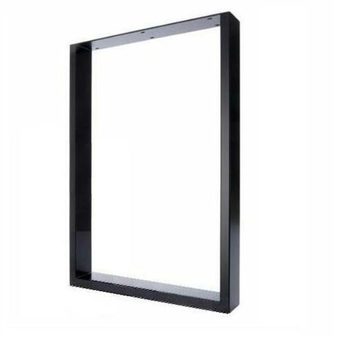 Metalen O-tafel-frame-onderstel