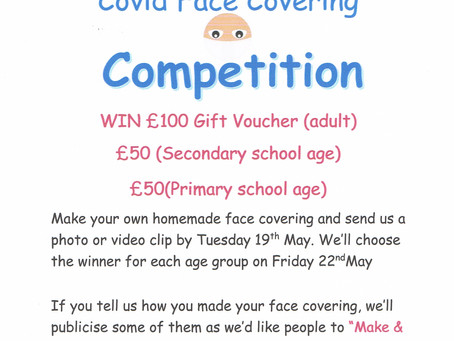 ENCEPT Covid Face Covering Competition