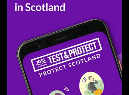 Test & Protect App