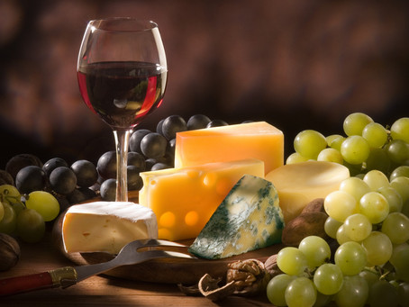 Crail Rowing Club Cheese & Wine Party