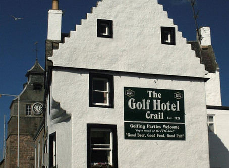 Local Business Feature - The Golf Hotel