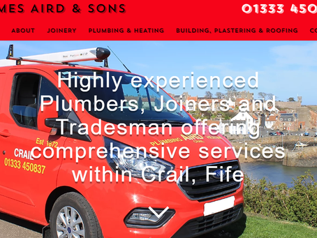 Local Business Feature - James Aird & Sons