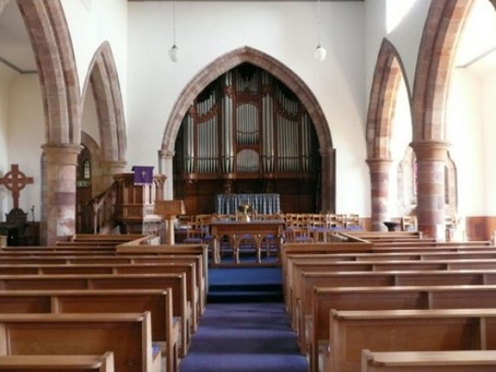 Crail Parish Church Easter Services