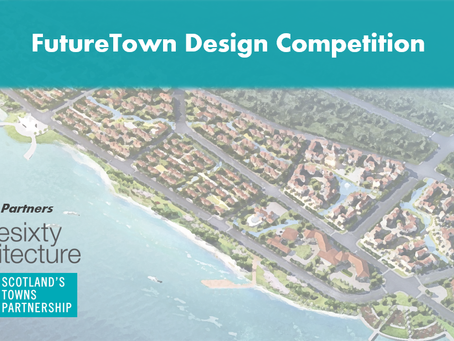 Future Town Design Competition - 3rd Place