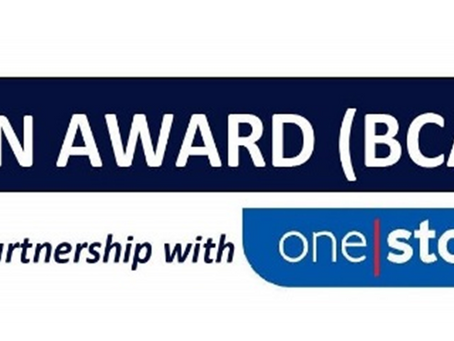 Dennis Gowans Volunteer and Fundraiser to receive The British Citizen Award