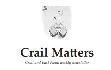 Crail Matters WB. 25/11/19