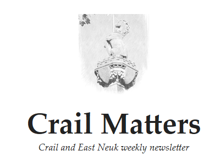 Crail Matters WB. 18/11/19