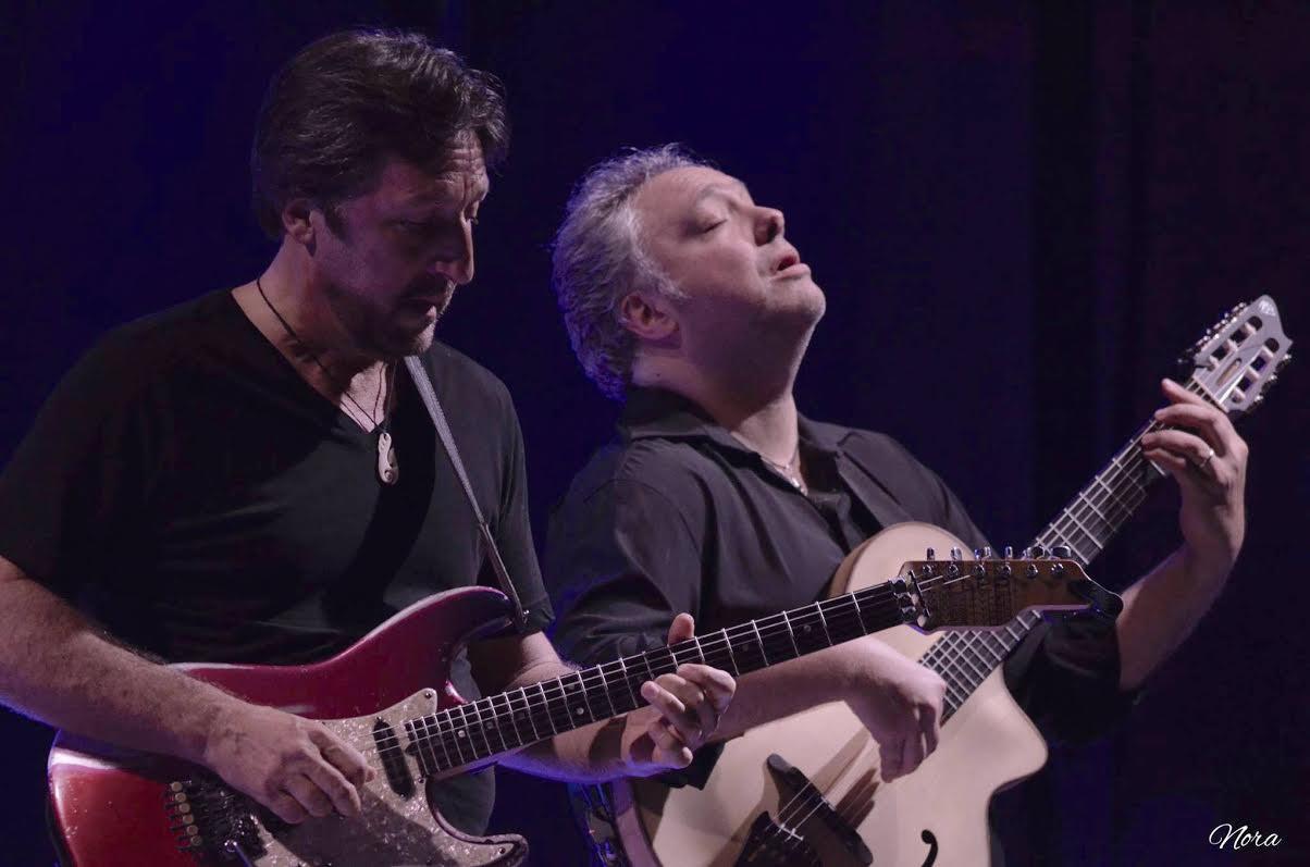 Francesco Buzzurro & Richard Smith