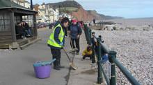 The Great British Beach Clean