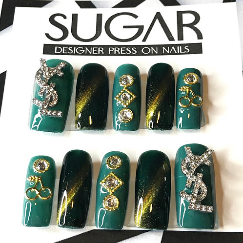 YSL - Green with Envy