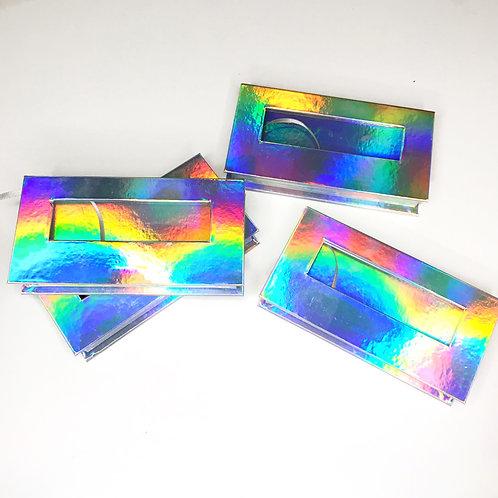 Holographic Windowed Lash Boxes