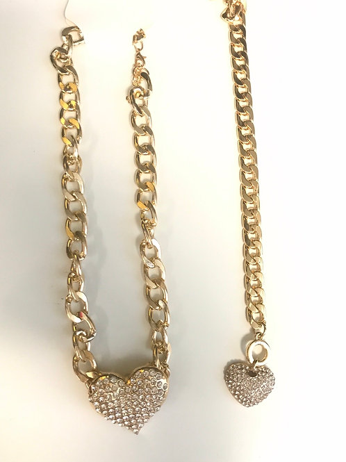 Diamond Hearts Set