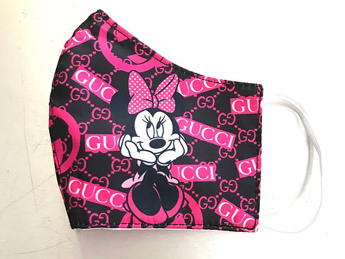 Gucci - Pink Minnie mouse