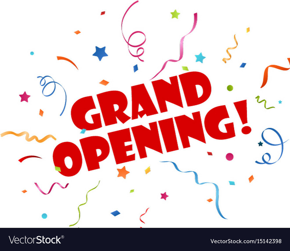 GRAND OPENINGS/BUSINESS PROMOTIONS