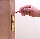 Fitting a Mortice Lock