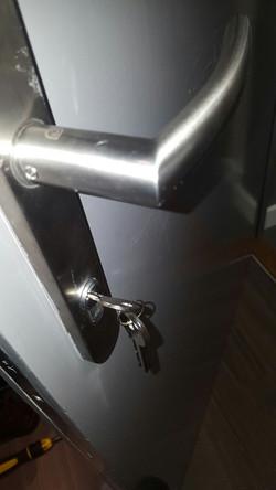 Lock Change in Stotfold