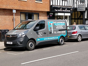 Local lockmith working in Hitchin